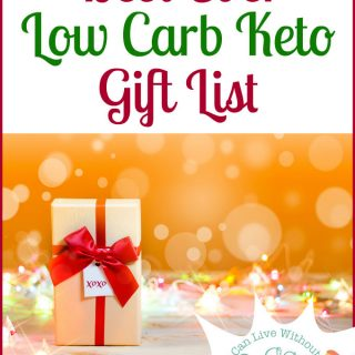 Best Ever Low Carb Keto Gift List