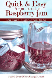 5-minute low carb sugar-free raspberry jam 600x900 ps60