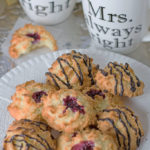 low carb keto coconut macaroons mr and mrs right drink coffee